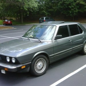One of my Brothers Bimmers