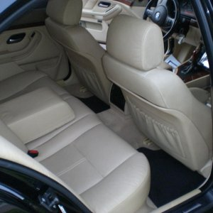 Right Rear Interior