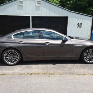 My 2015 BMW 650i Grand Coupe