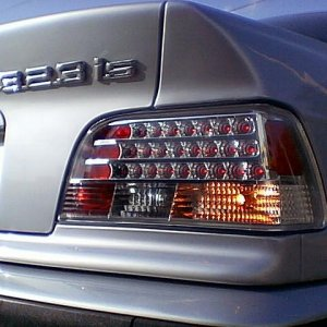 My new taillights