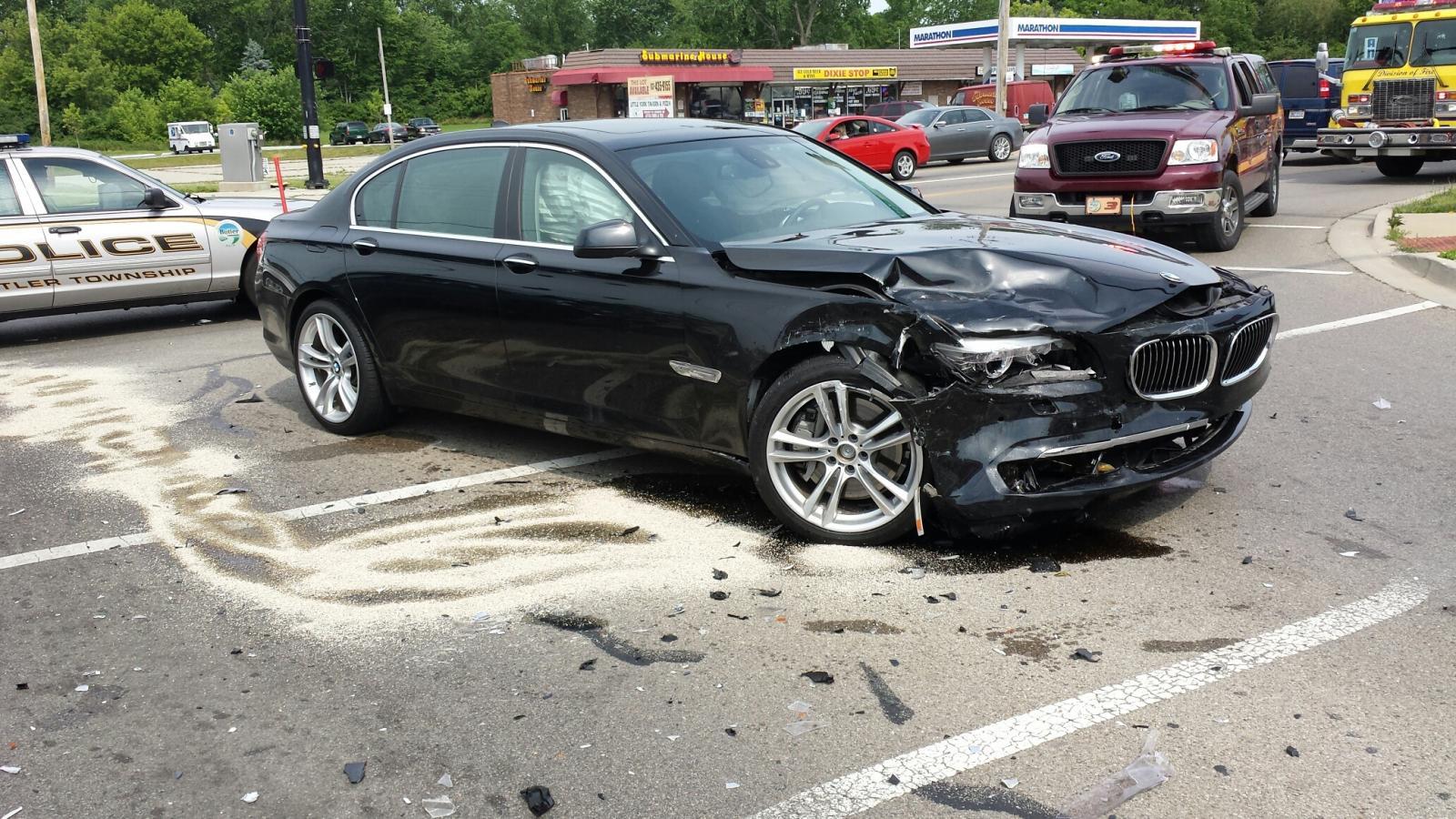 wrecked car bimmerfest bmw forums