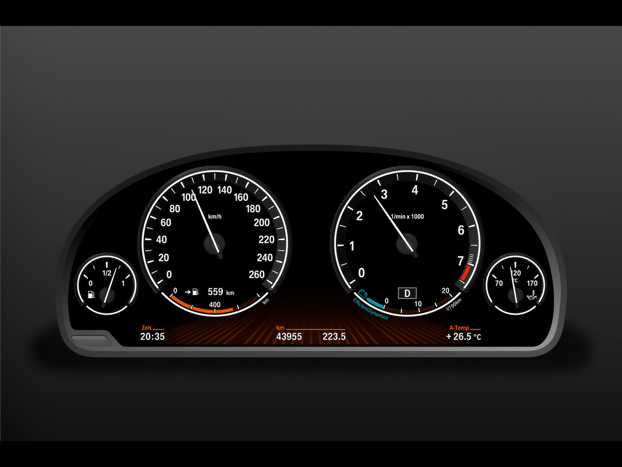 What is the emptied panel used just below the speedometer on the dash buycottarizona Gallery