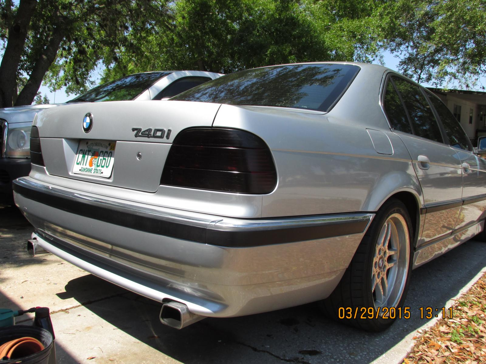 E38 Custom Exhaust Suggestions