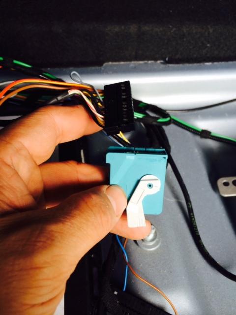 Combox Retrofit DIY Success - Bimmerfest - BMW Forums
