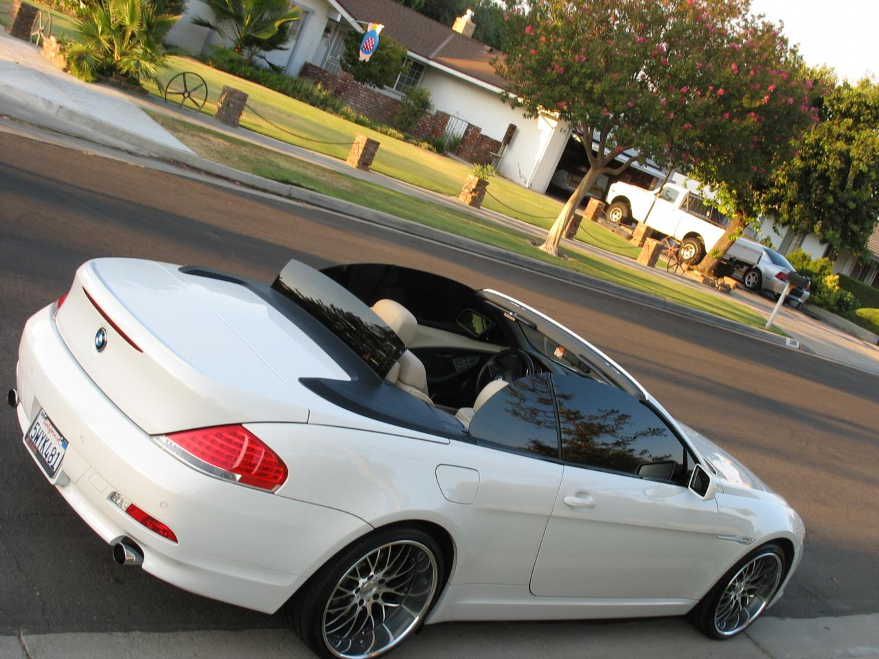 FOR SALE BMW Ci CONVERTIBLE PREMIUM SPORT Bimmerfest - 2004 bmw 645ci convertible for sale