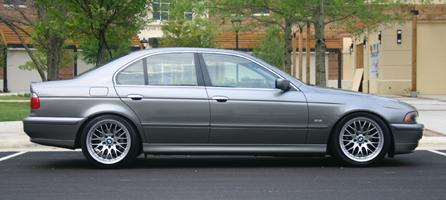 2002 Sterling Gray Black 525i Sport Pics