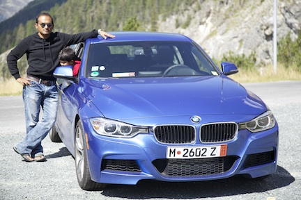 St ED Itinerary BMW I M Sport Estoril Blue Bimmerfest - 2013 bmw 325i