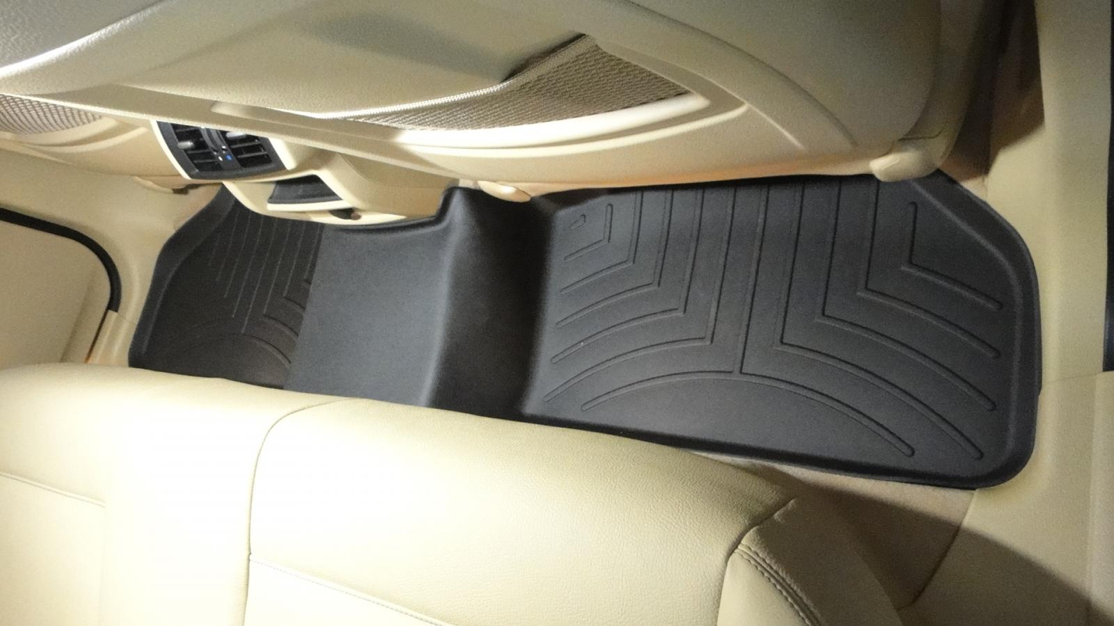 2014 bmw x3 weathertech floor mats - At The Corner Of Each Front Mat Is A Rectangle Where A Cheesy Weathertech Self Adhesive Badge Was Inserted They Pulled Out Easily And Left No Residue