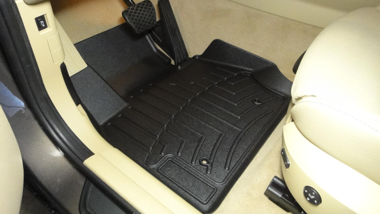 Weathertech mats australia - At The Corner Of Each Front Mat Is A Rectangle Where A Cheesy Weathertech Self Adhesive Badge Was Inserted They Pulled Out Easily And Left No Residue